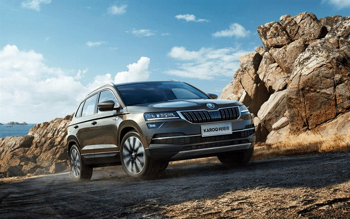 New Download Wallpapers Skoda Karoq Offroad 2018 Cars Suvs On This Month