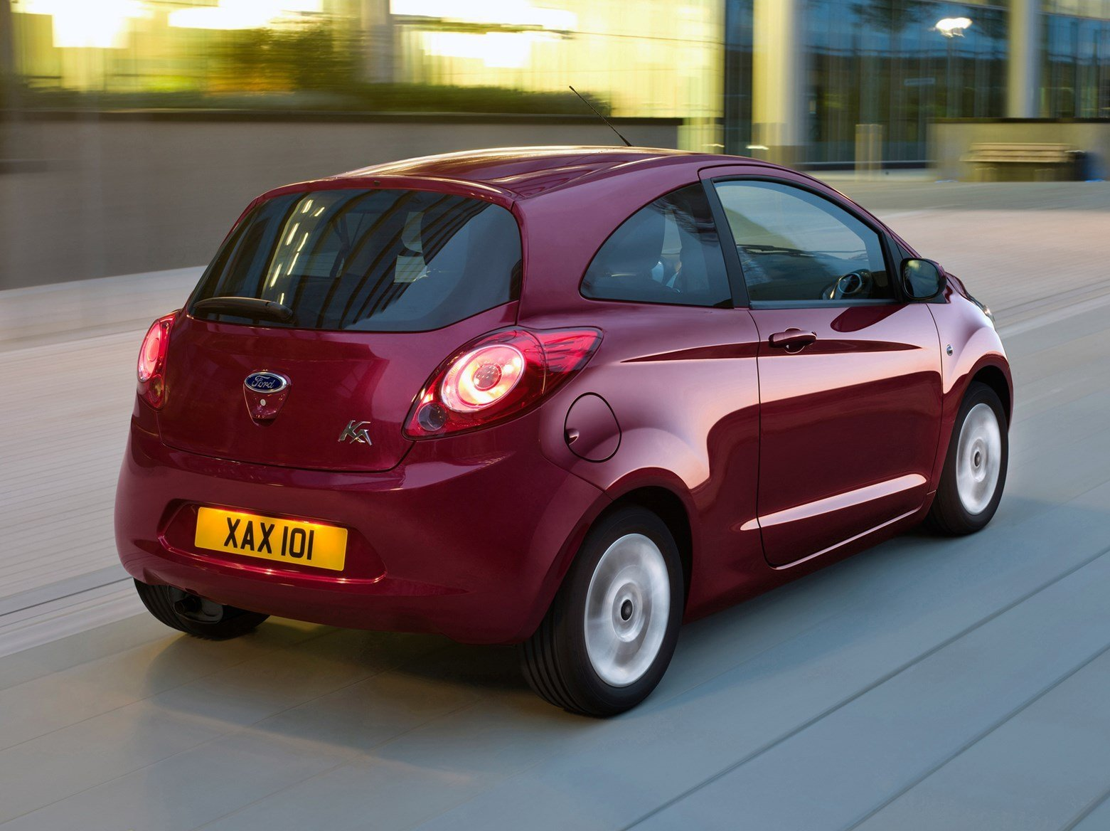 New Used Ford Ka Hatchback 2009 2016 Review Parkers On This Month
