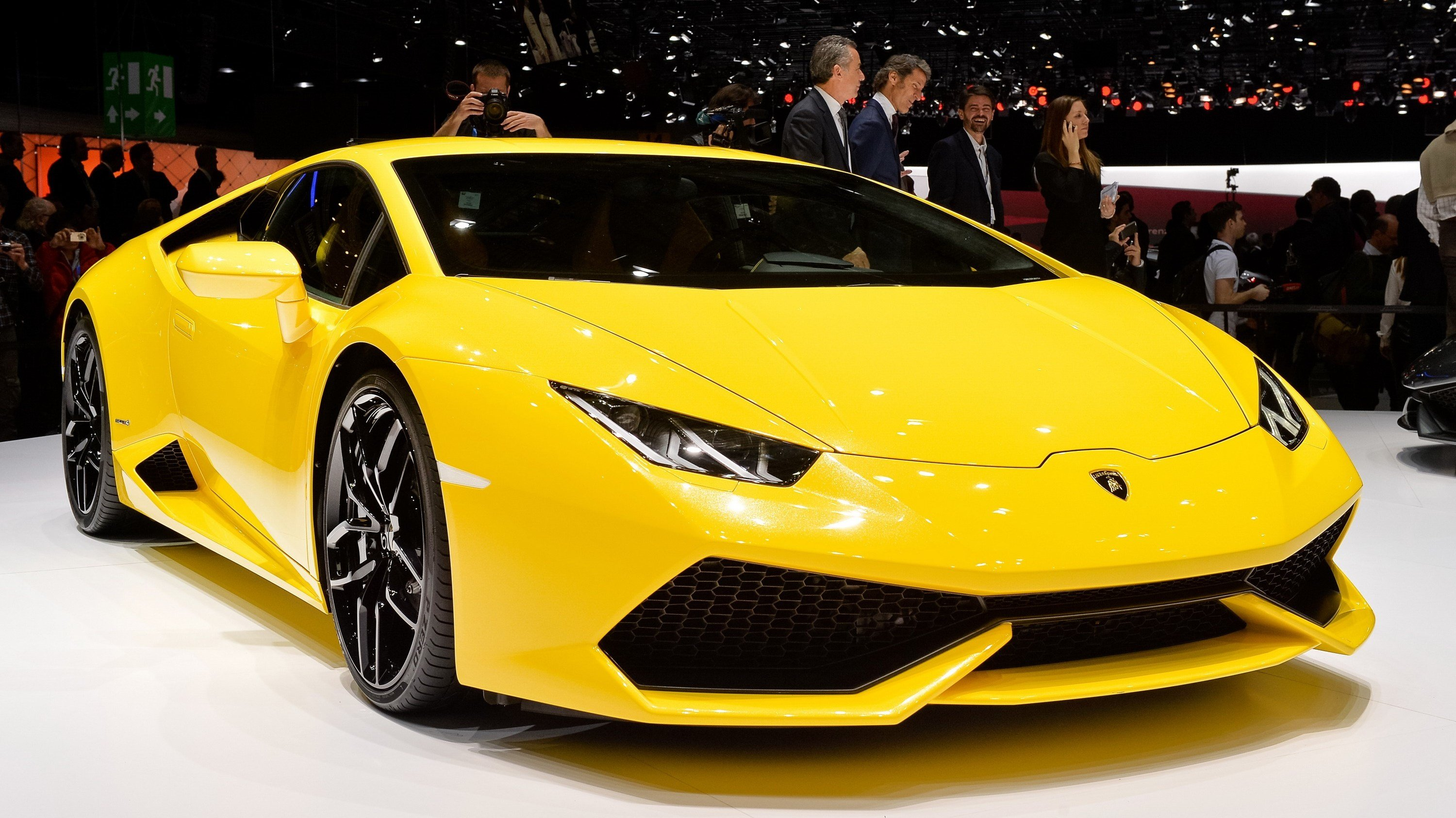 New The Lamborghini Family Could Grow With Addition Of Fourth On This Month
