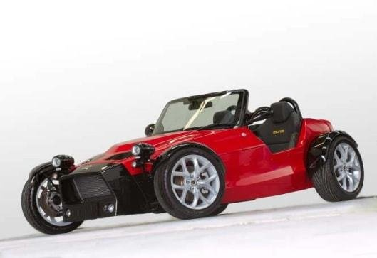 New Elfin Uncovers Turbo Four Car News Carsguide On This Month