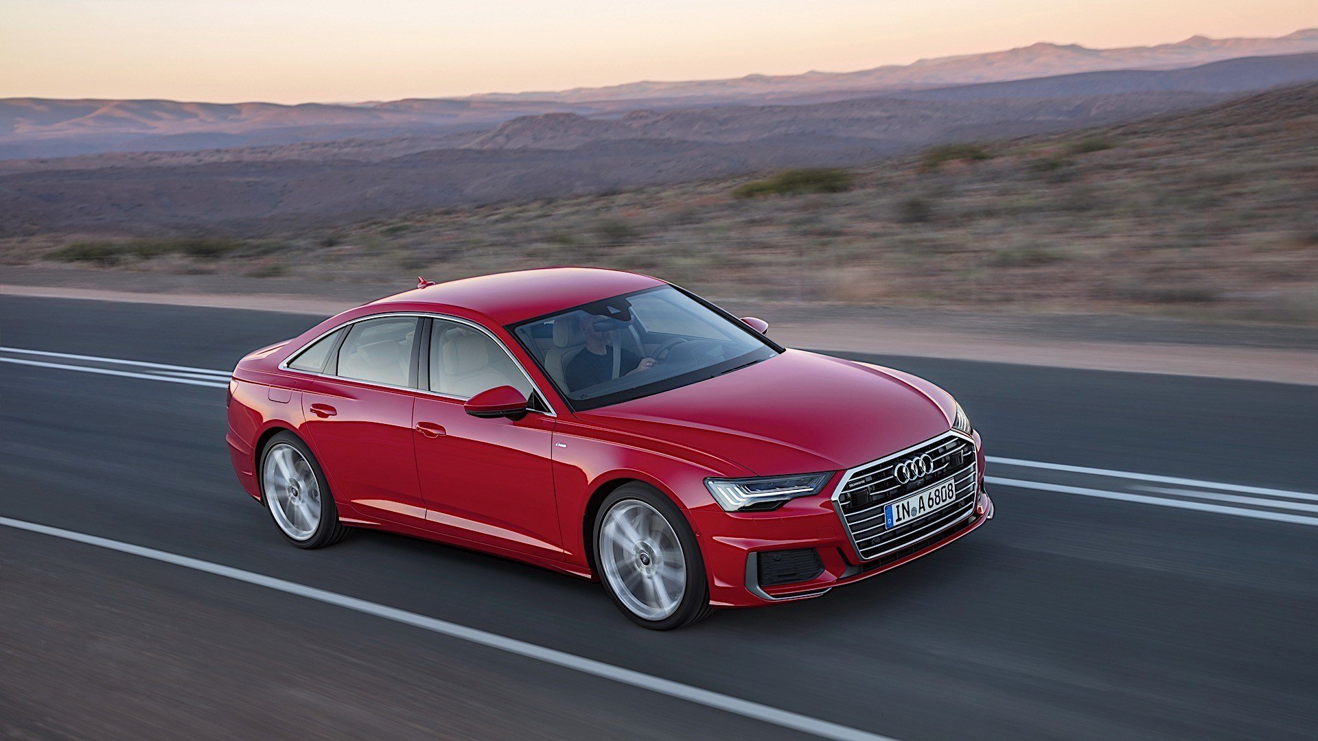 New Audi A6 Specs Photos 2018 2019 Autoevolution On This Month