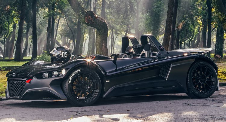 New Mexican Sports Car Vuhl 05 Announced For London Show On This Month