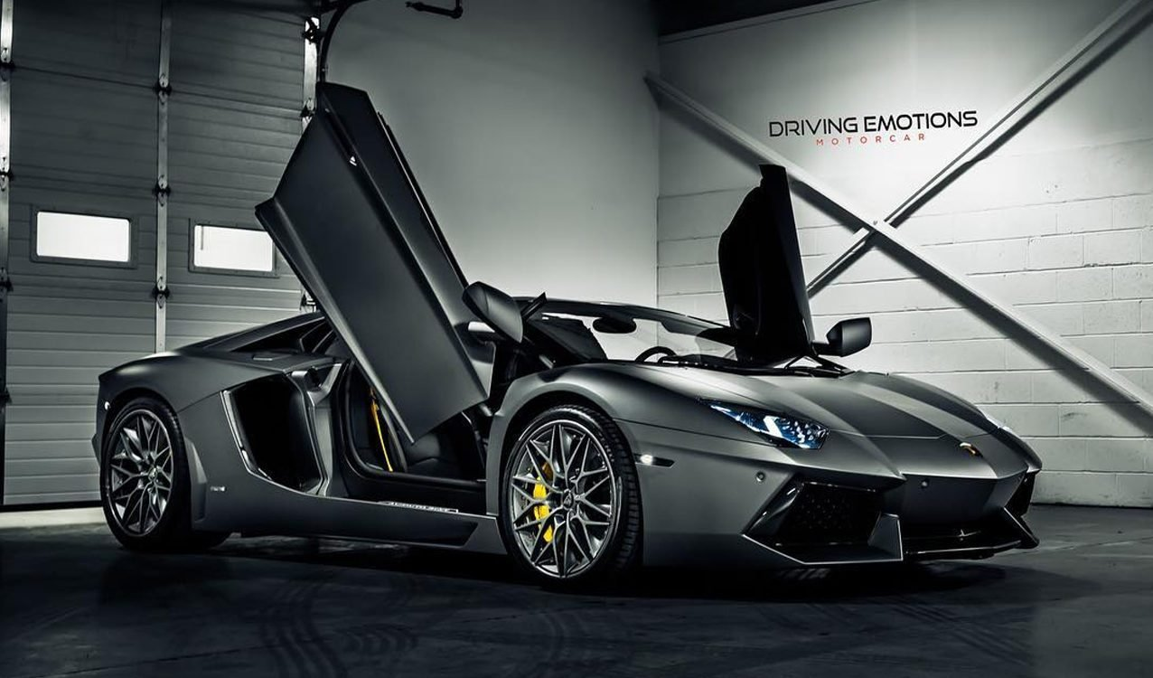 New Drake Just Got A New Lamborghini Aventador Roadster On This Month