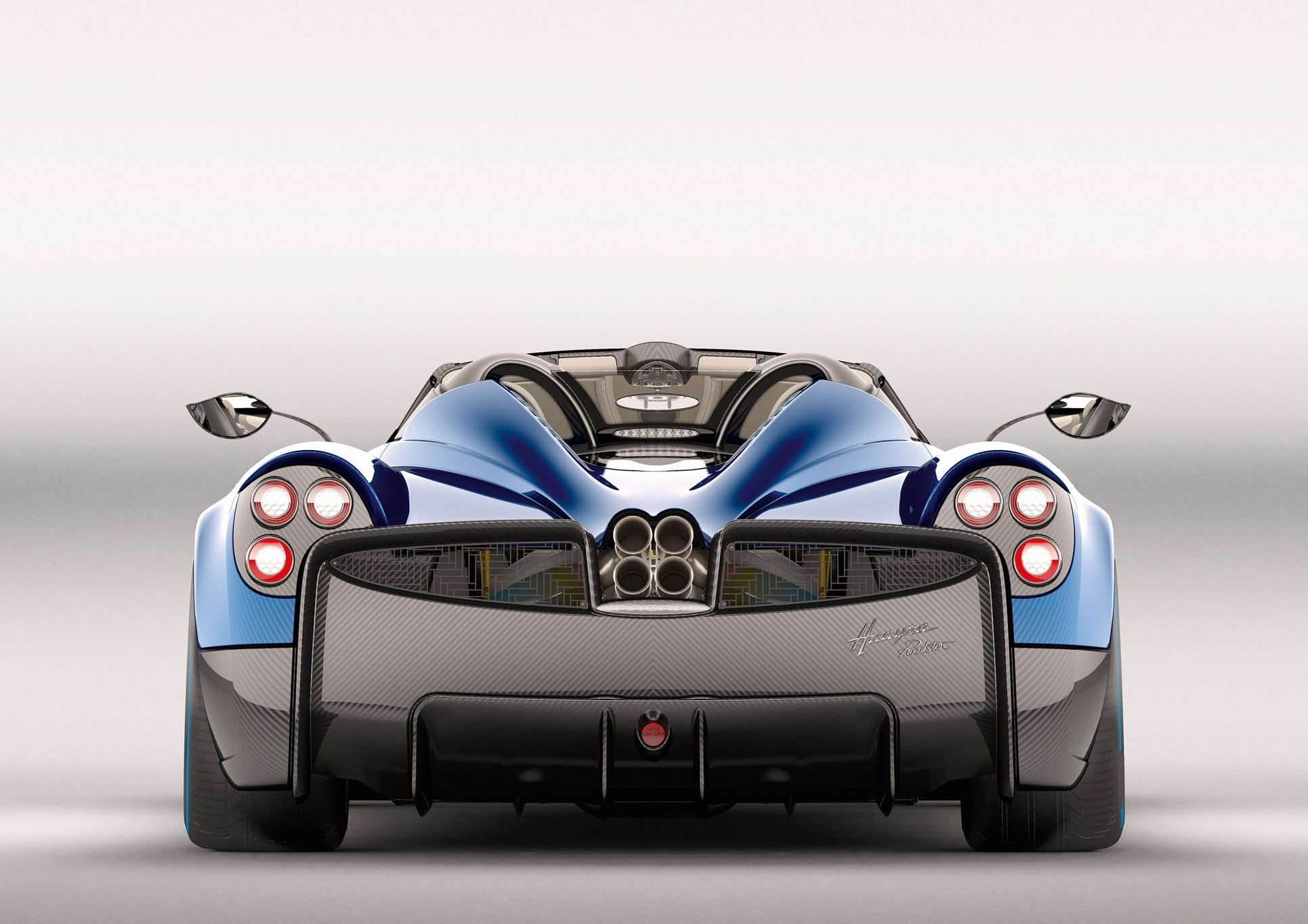 New Pagani Launches Huayra Roadster Configurator Automobile On This Month