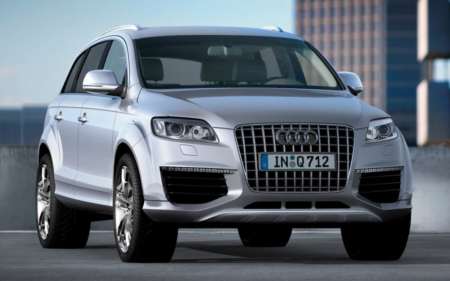 New 2019 Audi Q7 Exterior Hd Photo Car Preview And Rumors On This Month