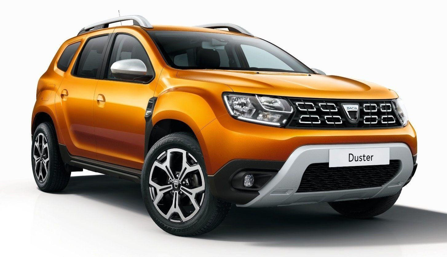 New 2018 Dacia Duster Frankfurt Debut For Updated Suv On This Month