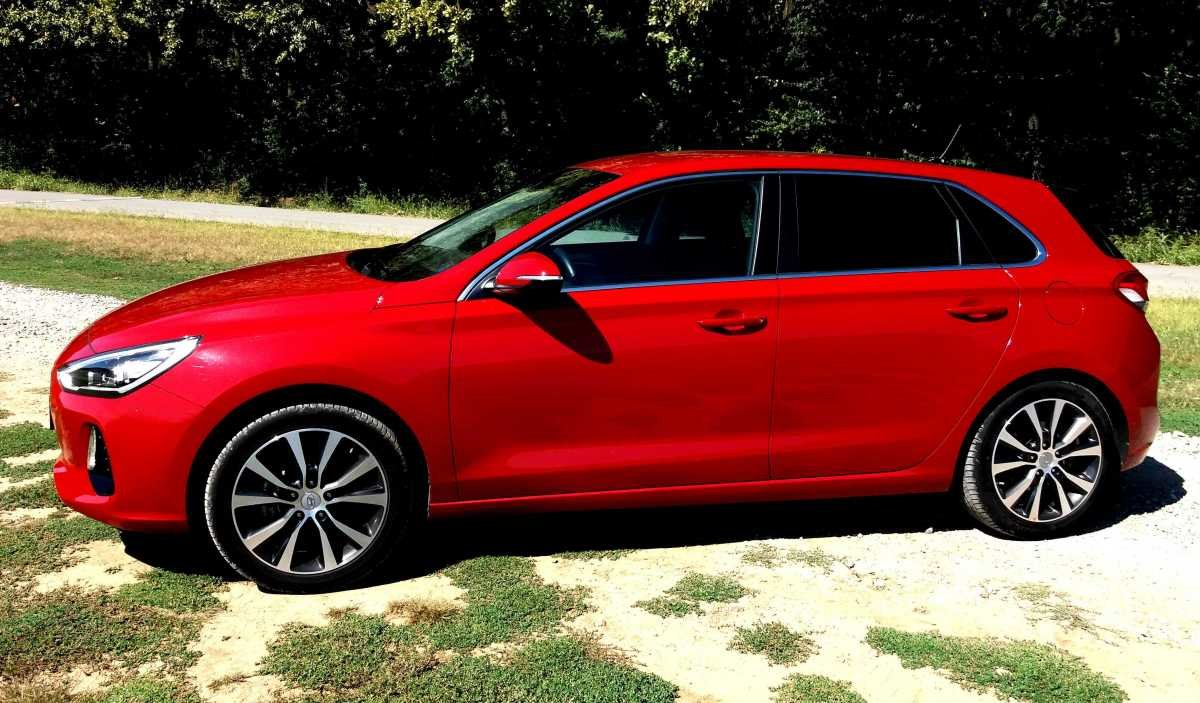New Test Drive Cu Noul Hyundai I30 1 4 T Gdi Launch Edition On This Month