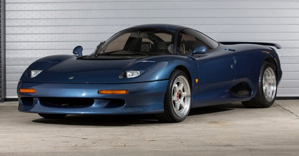 New Jaguar Xjr 15 For Sale In England Is A Sight For Sore Eyes On This Month