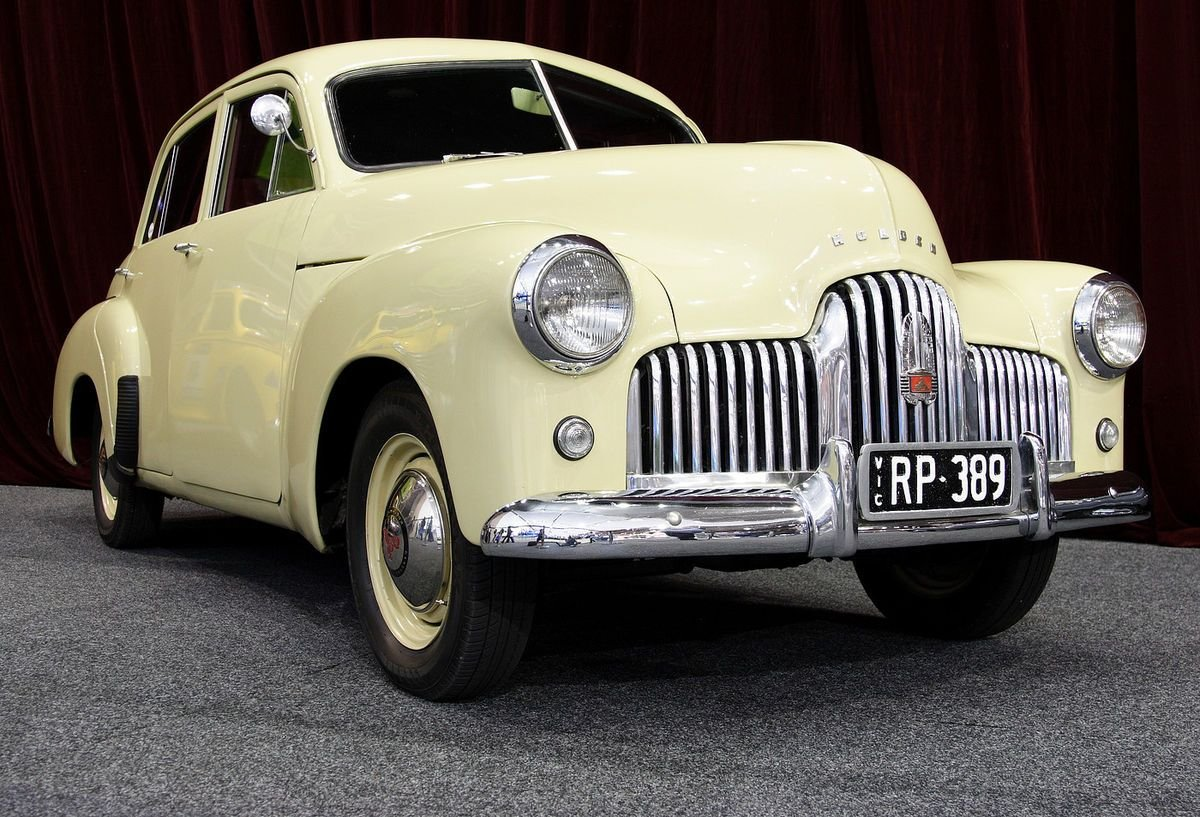 New Holden 48 215 Wikipedia On This Month
