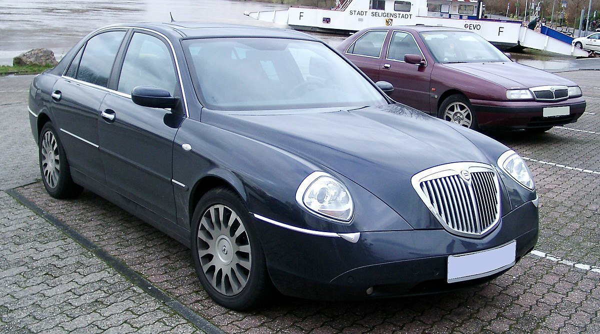New Lancia Thesis Wikipedia On This Month