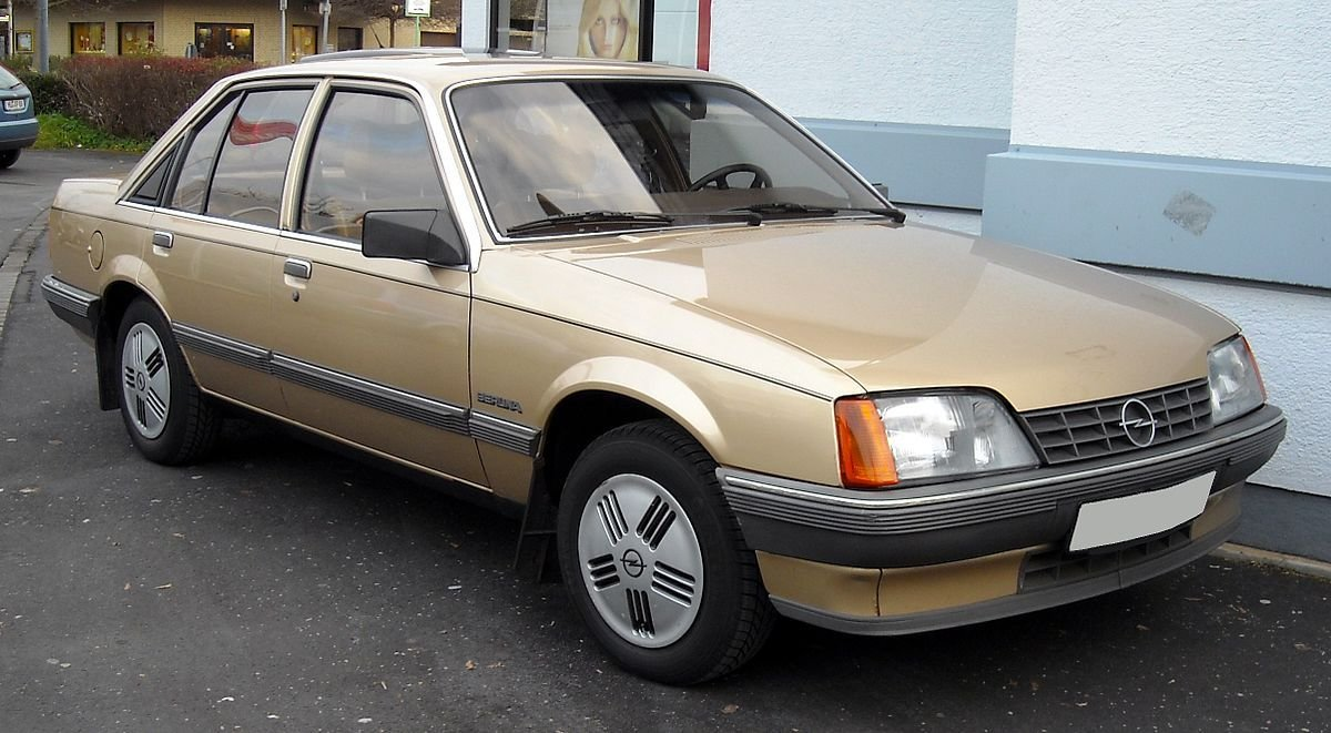 New Opel Rekord Wikipedia On This Month
