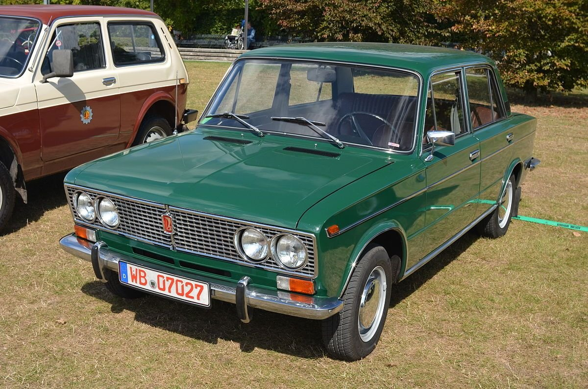 New Vaz 2103 Wikipedia On This Month