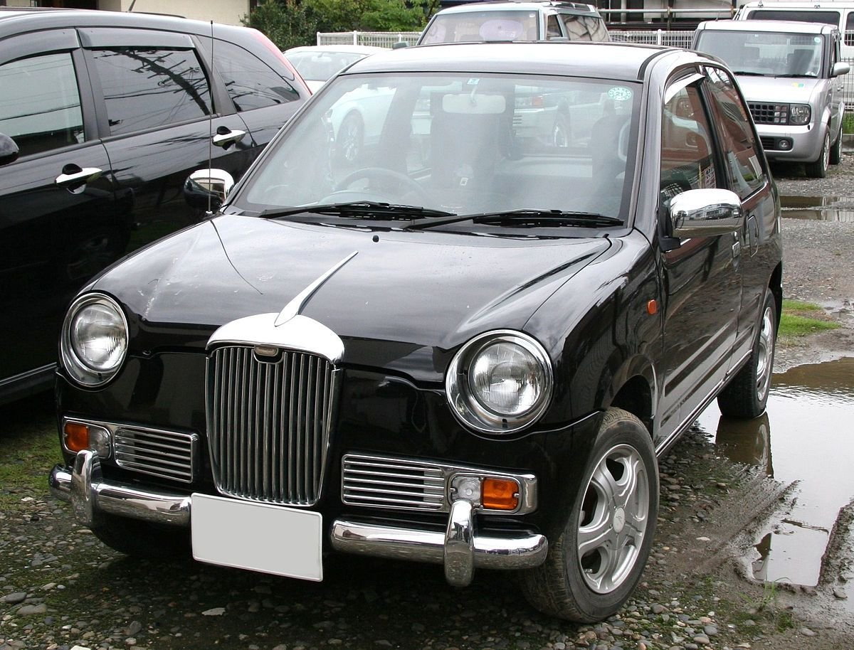 New Mitsuoka Ray Wikipedia On This Month