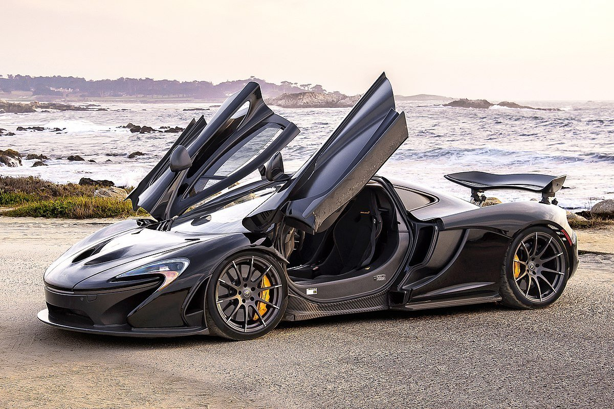 New Mclaren P1 Wikipedia On This Month