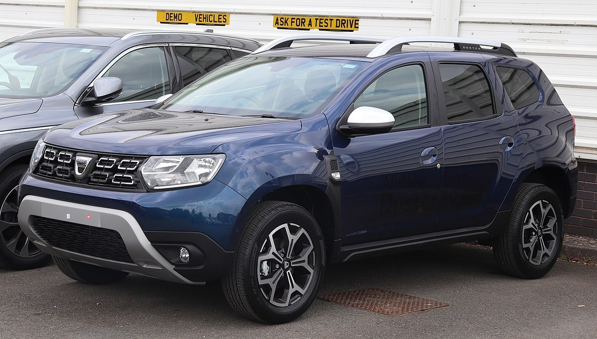 New Dacia Duster Wikipedia On This Month