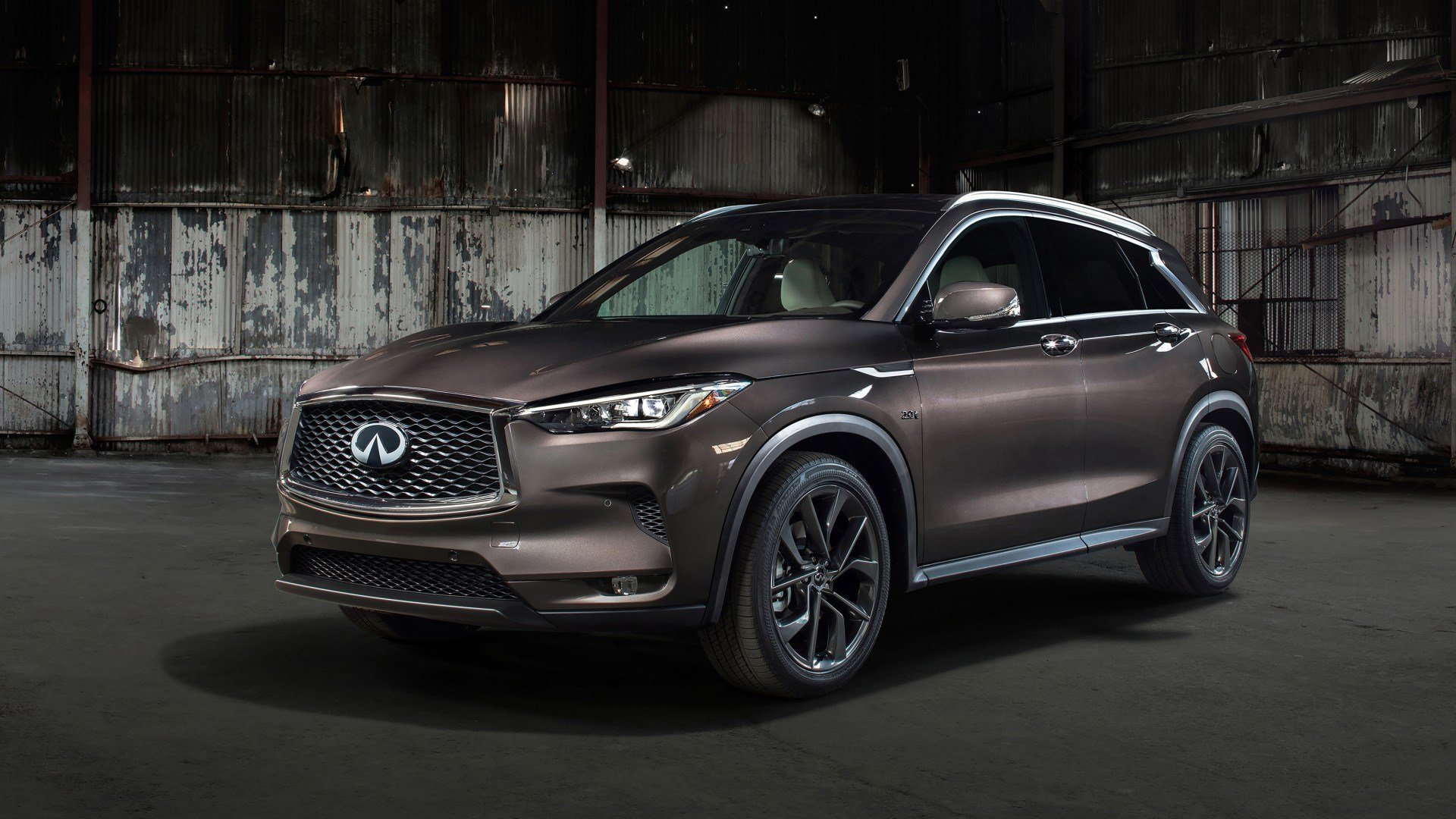 New 2019 Infiniti Qx50 Wallpaper Hd Car Wallpapers Id 9185 On This Month