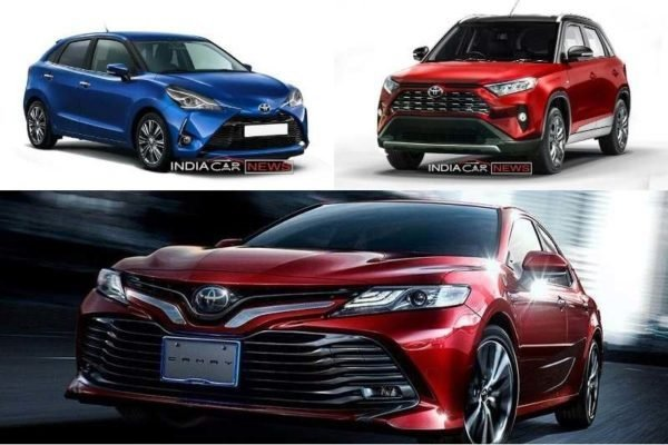 New Upcoming Toyota Cars In India 2018 2019 6 Cars On This Month