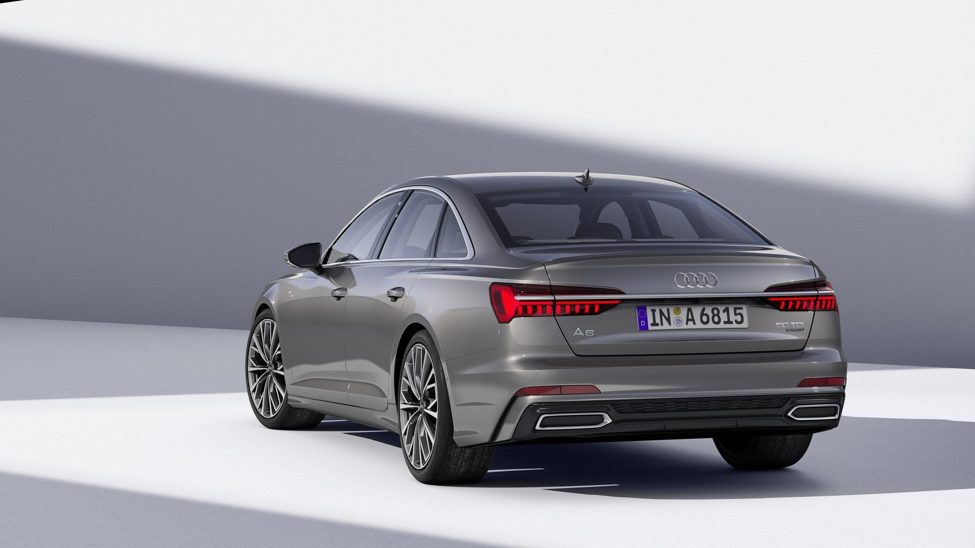 New Audi A6 2018 Audi Autopareri On This Month