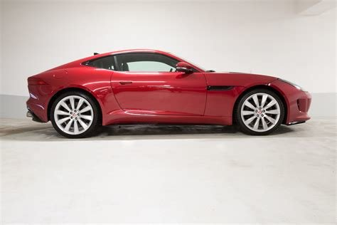 New Free Images Red Sports Car Jaguar Side Coupe F Type On This Month
