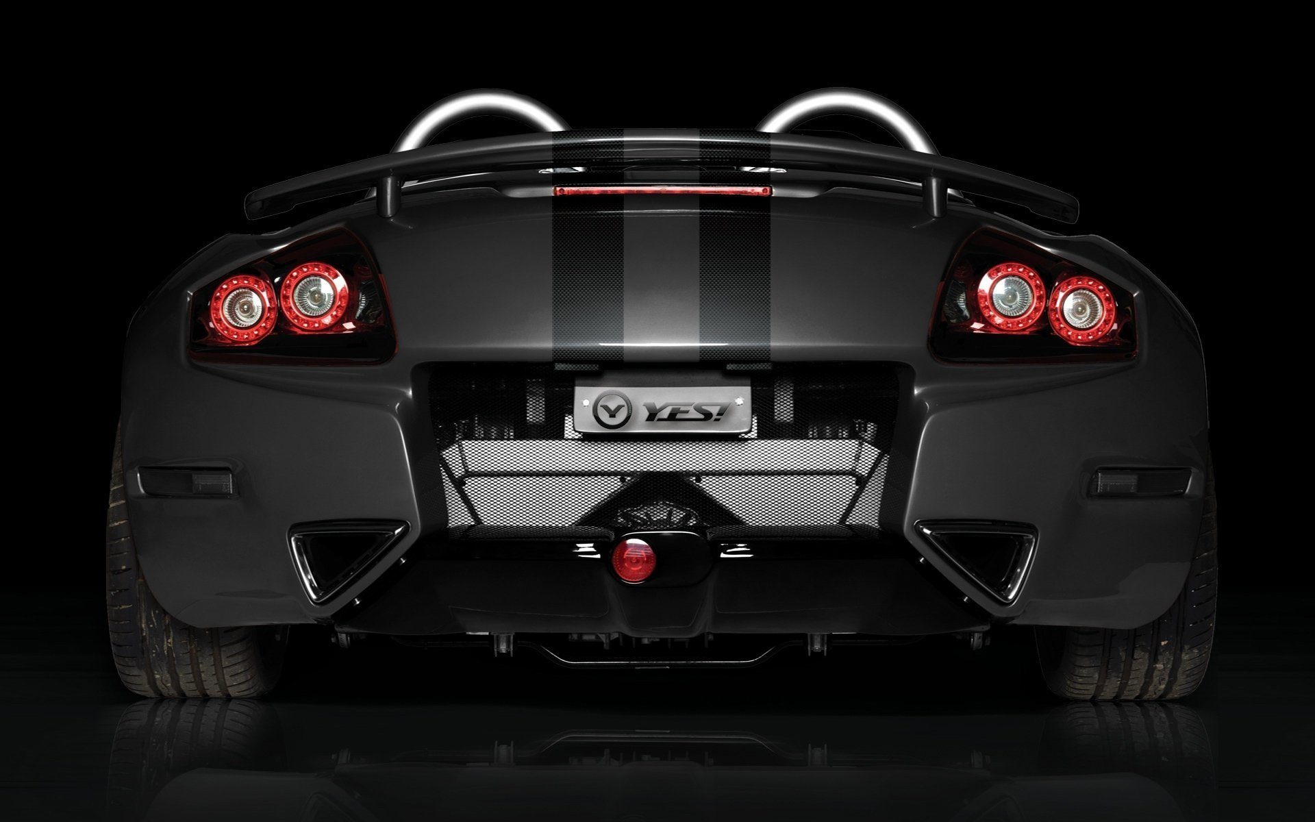 New Yes Roadster 3 2 Turbo Back Hd Wallpaper Background On This Month