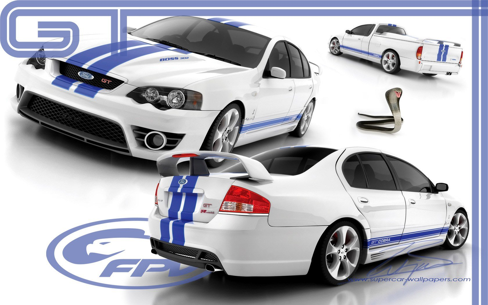 New Ford Fpv Gt Cobra Wallpaper And Background Image On This Month