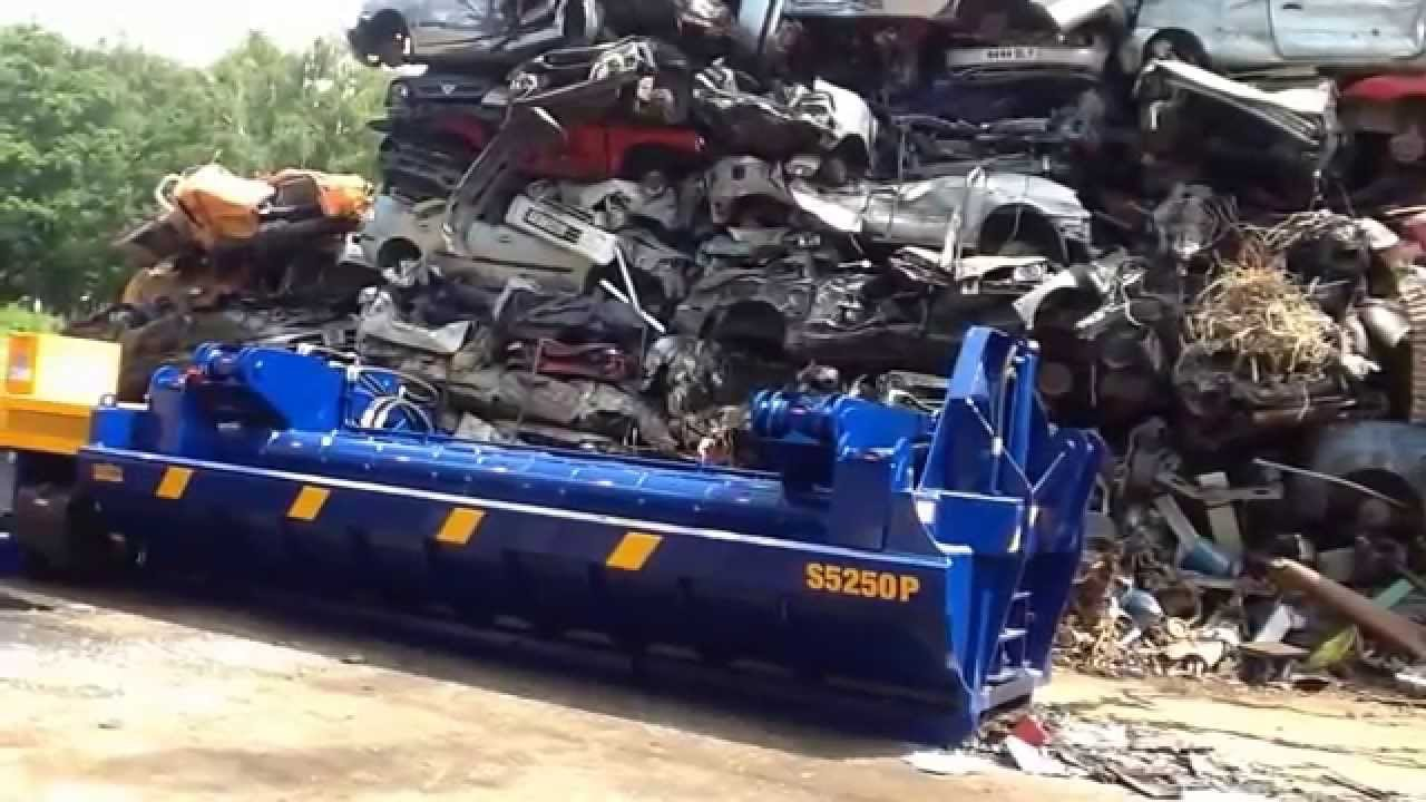 New Ecotecnica Orca S5250P Car Baler Youtube On This Month