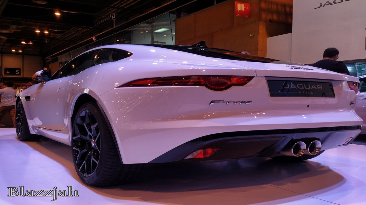 New Jaguar F Type S Coupe Royalty Free Stock Images Luxury On This Month