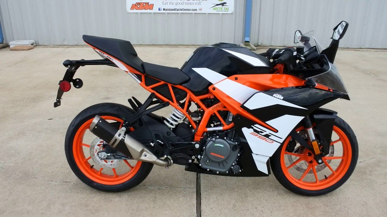 New 5 499 2017 Ktm Rc 390 Overview And Review Youtube On This Month
