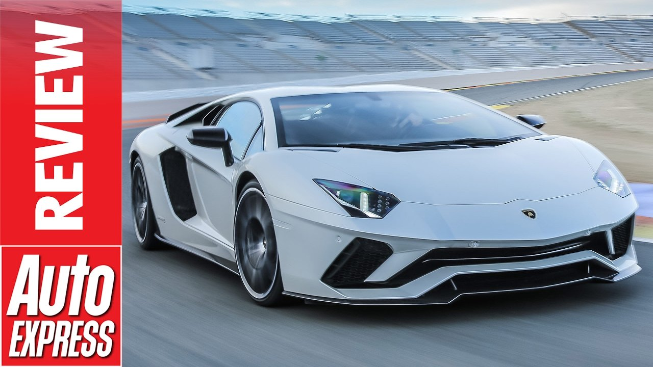 New Lamborghini Aventador S Review Is The Big Lambo Now A On This Month