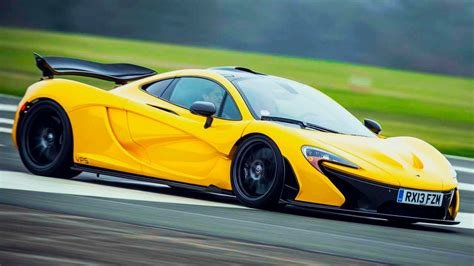 New 2014 Mclaren P1 The World S Quickest Production Car On This Month