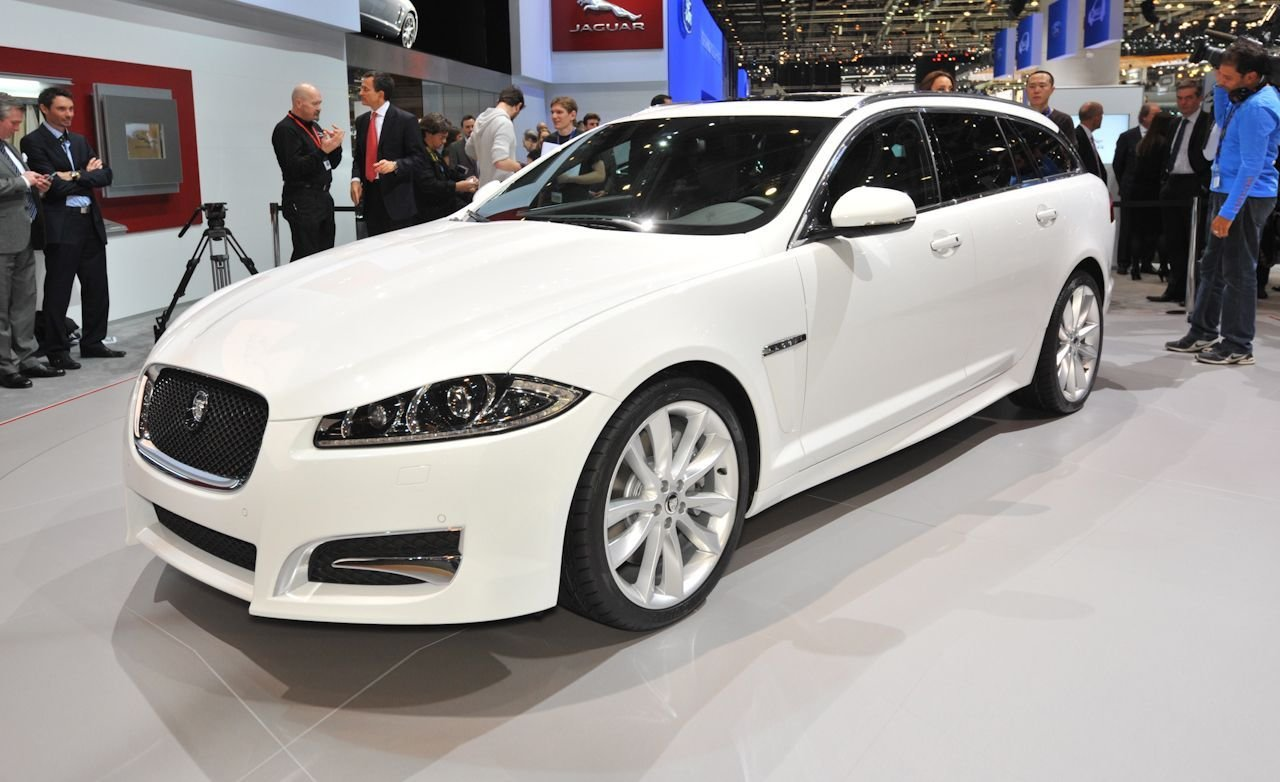New 2013 Jaguar Xf Sportbrake Photos And Info – News – Car And On This Month