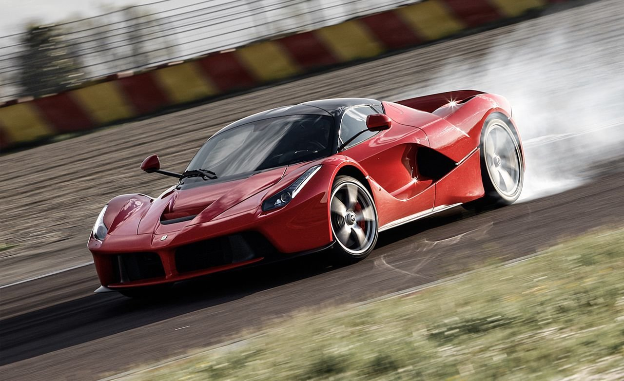 New Ferrari Laferrari Hypercar Tested – Review – Car And Driver On This Month
