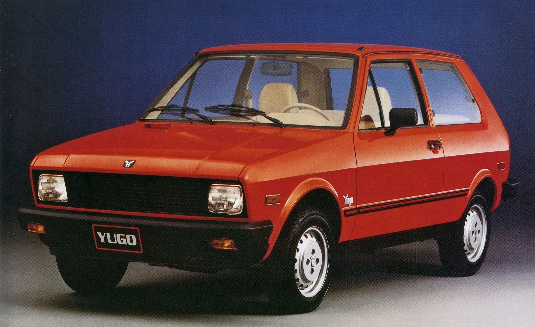 New A Quick History Of The Yugo The Worst Car In History On This Month