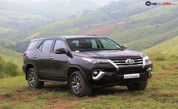 New Toyota Cars Prices Gst Rates Reviews Toyota New Cars On This Month