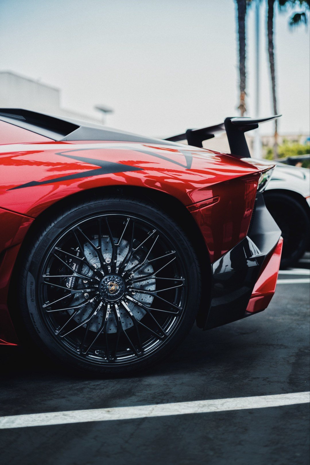New Car Red Sports Car And Wheel Hd Photo By Chris Nguyen On This Month