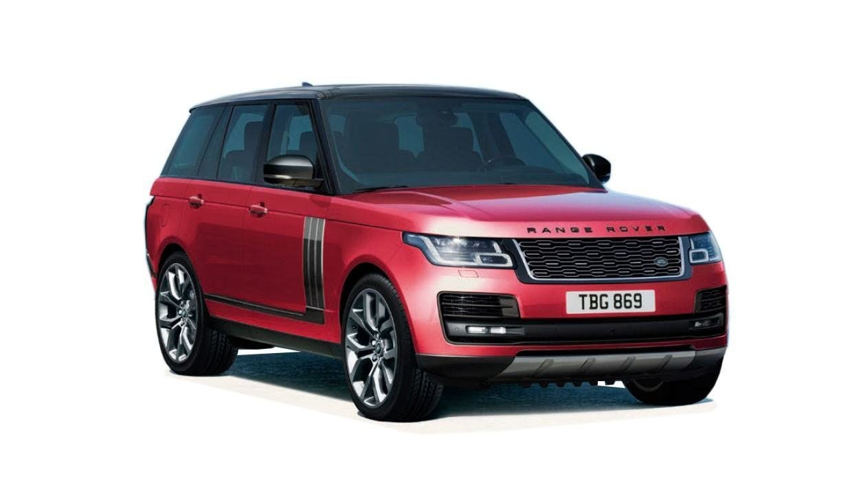 New Land Rover Range Rover Price Gst Rates Images Mileage On This Month