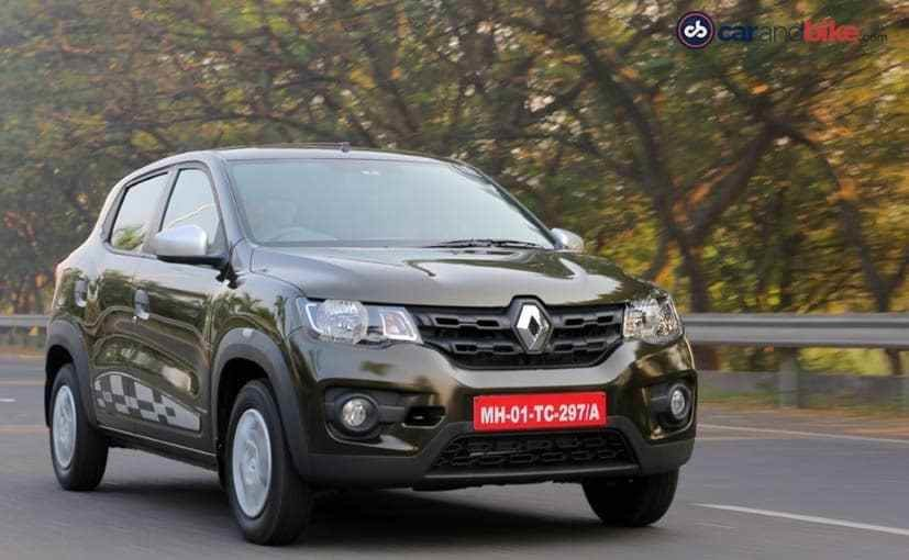 New Renault Kwid Amt Review Ndtv Carandbike On This Month