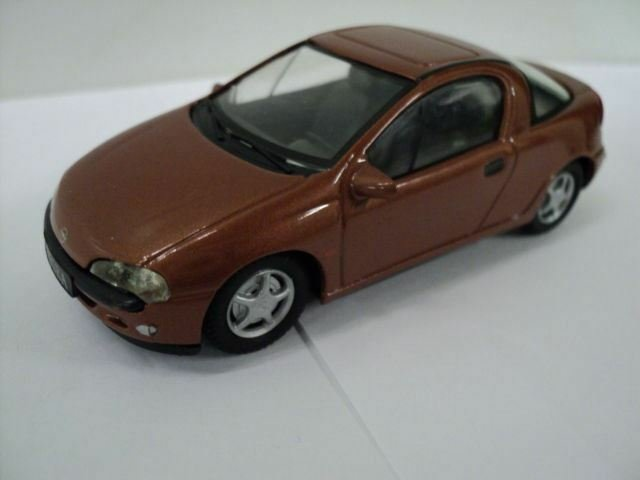 New Genuine Opel Tigra Apache 1 43 Diecast Model Car By Gama On This Month