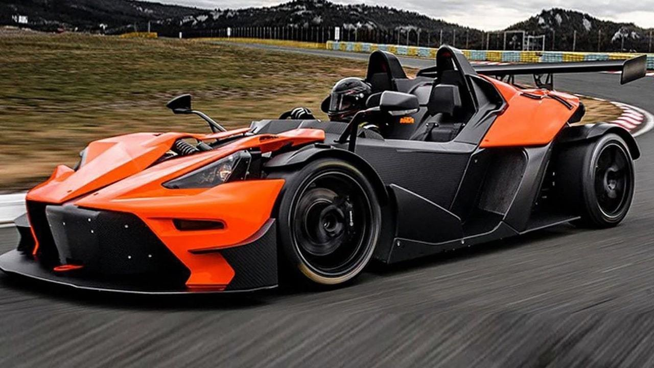 New Ktm S First Car To Come To America In Limited Editions On This Month