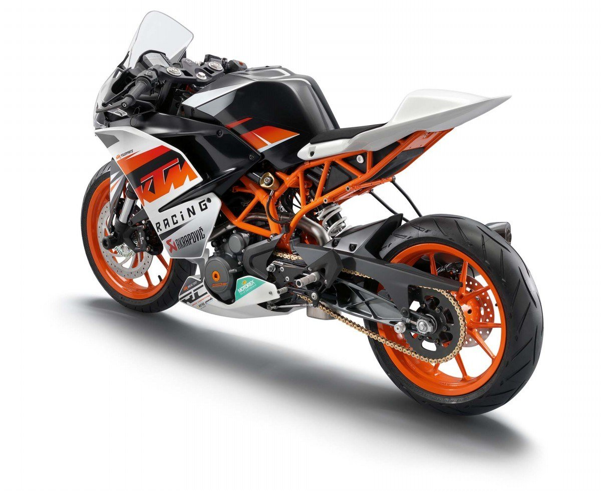 New 2014 Ktm Rc 125 Rc 200 Rc 390 'All New And Ready To On This Month