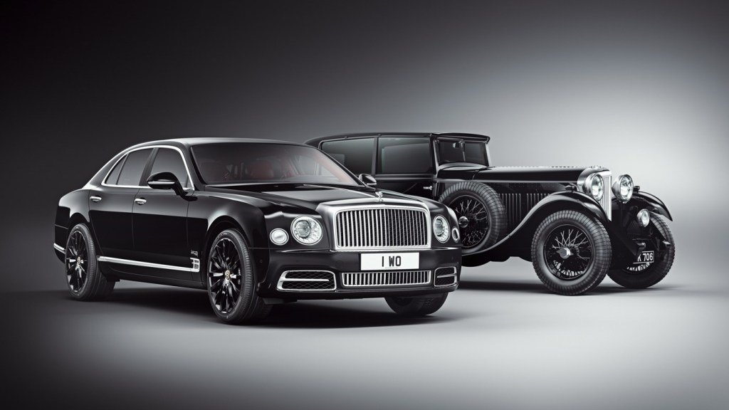 New Bentley Manufacturing 100Th Anniversary 2019 Mulsanne W O On This Month