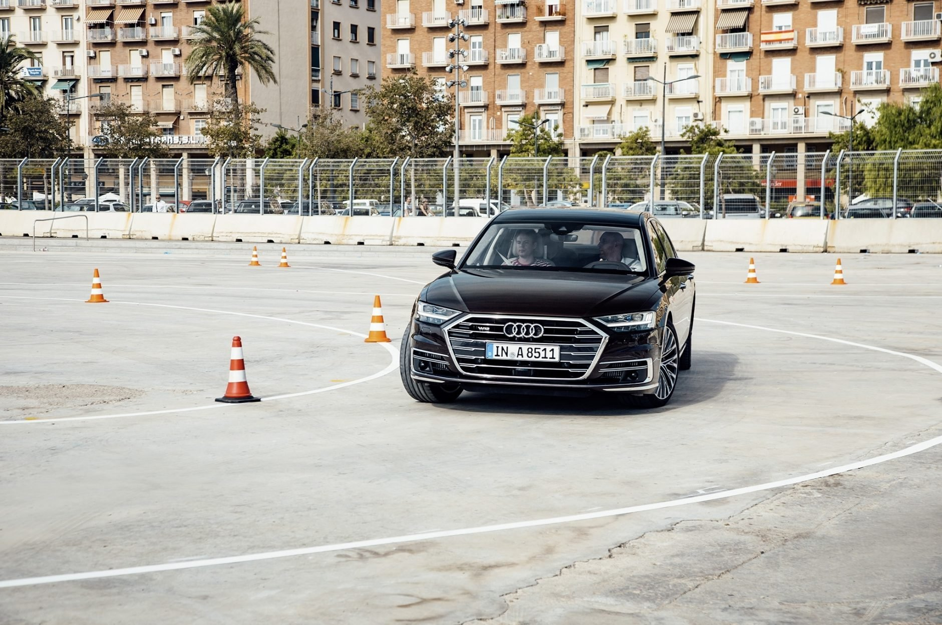 New 2019 Audi A8 Side Hd Photo Car Release Date And News On This Month