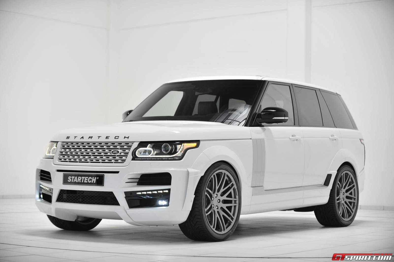 New Official Startech Widebody Range Rover Gtspirit On This Month