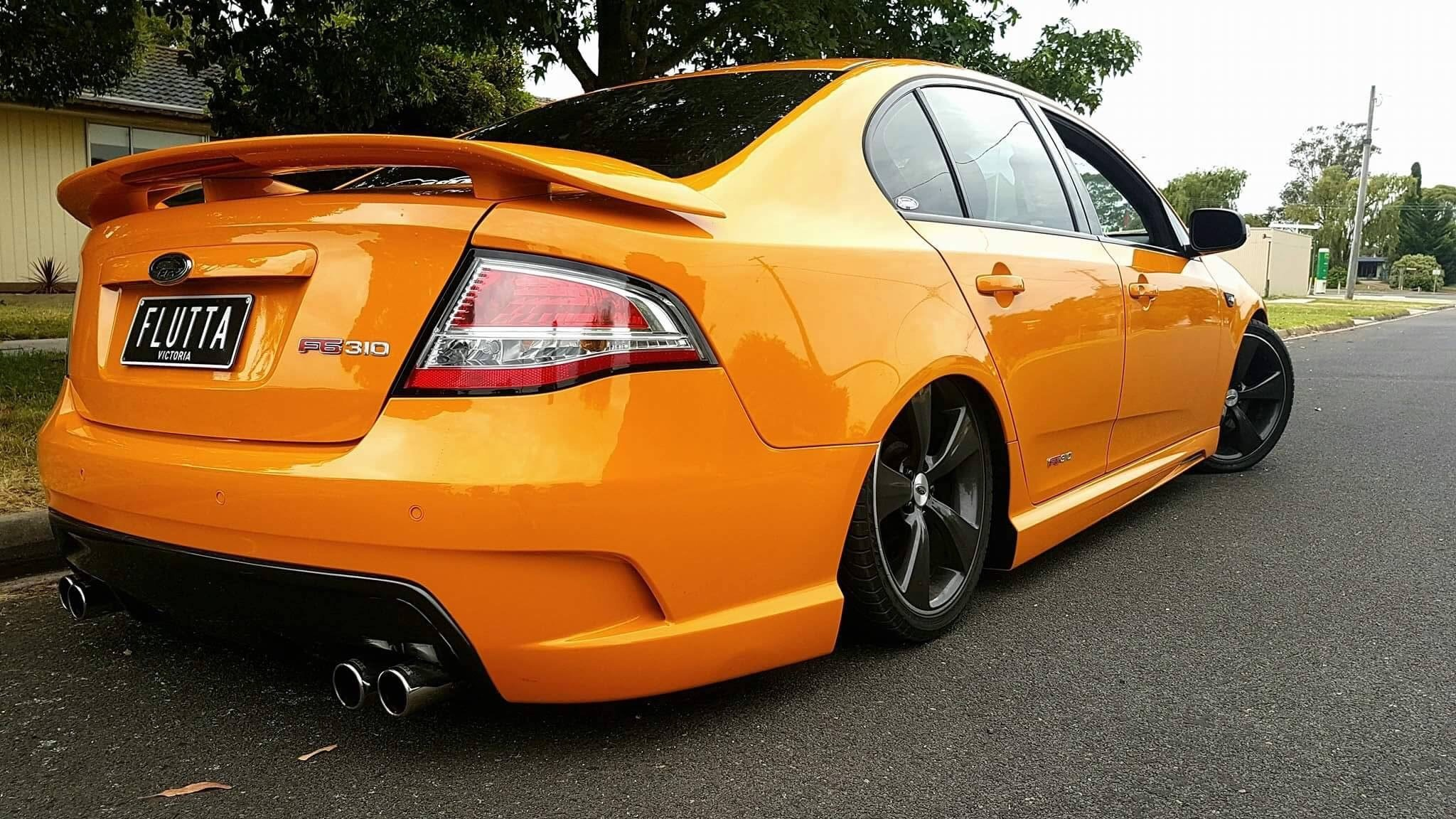 New Slammed Fpv F6 On This Month
