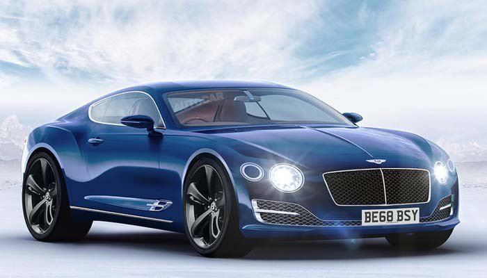 New 2018 Bentley Continental Gt Review Global Cars Brands On This Month