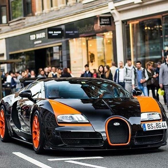 New Bugatti Veyron By Xricox On This Month