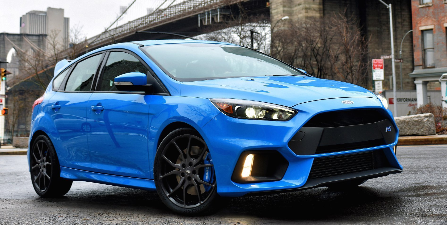 New 2016 Ford Focus Rs Pricing And Specifications Photos On This Month