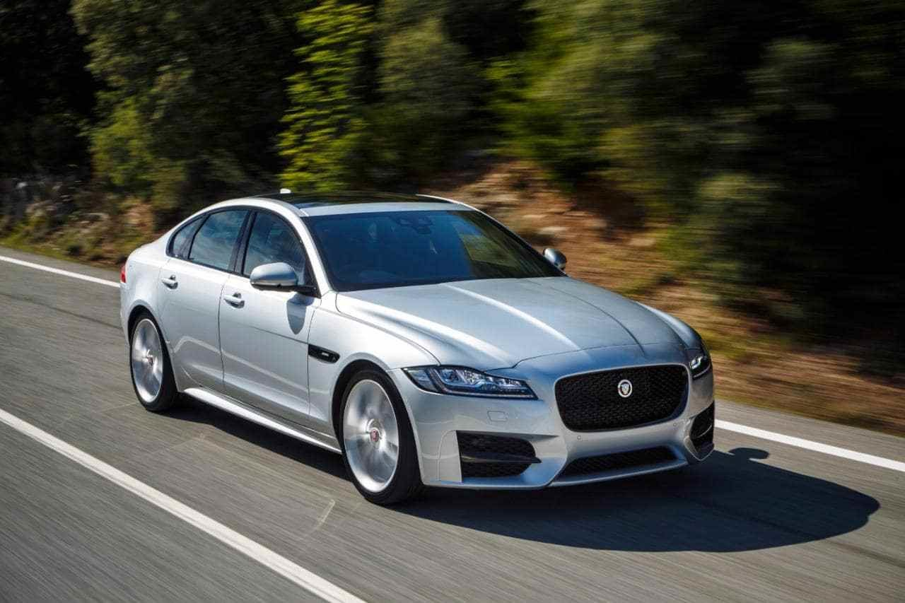 New Jaguar Xf Review Bmw And Mercedes Have A Serious British On This Month