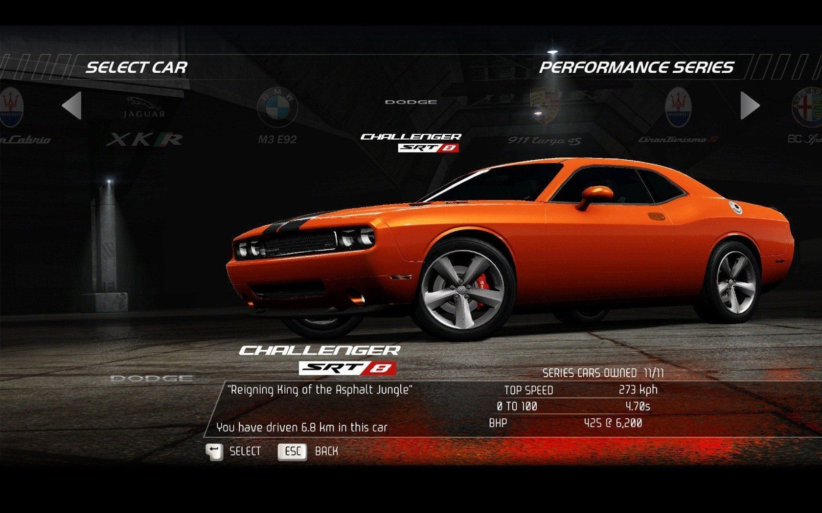 New Video Games Cars Dodge Challenger Need For Speed Hot On This Month