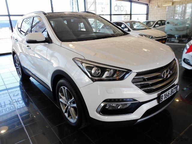 New Used Hyundai Santafe 7 Seater 2016 Santafe 7 Seater For On This Month